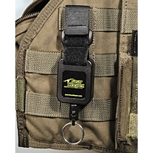 Military Gear Tethers - MOLLE Mount Velcro Strap