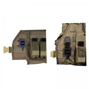 MOLLE Attachment Gear Retractors